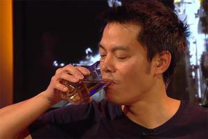 urine drinker