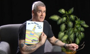 Henry Rollins Reads Dr Seuss