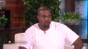 Kanye Gets Too Real on Ellen