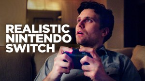 Realistic Nintendo Switch Commercial