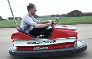 Worlds Fastest Bumper Car