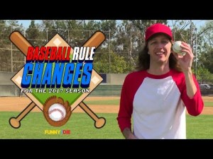 baseball changes