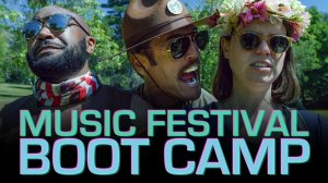 Music Festival Boot Camp