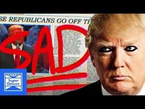 Emo Trump vs The New York Time