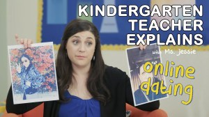 Kindergarten Teacher Explains Online Dating
