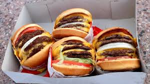 in n out challenge