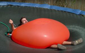 water balloon