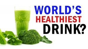 healthiest drink