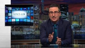 inclair Broadcast Group- Last Week Tonight with John Oliver HBO